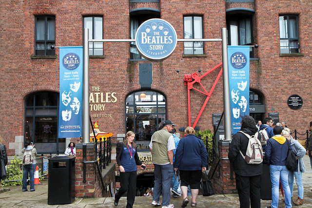 Liverpool. Beatles Story Museum