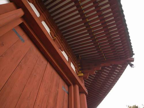 興福寺『南円堂』特別開扉-05