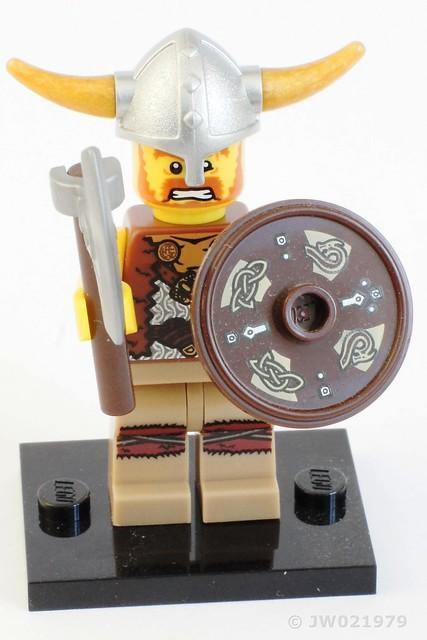 Lego Viking Minifigure