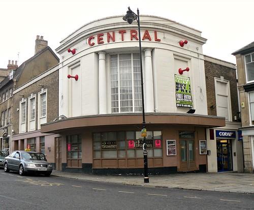 Stamford. Art Deco Former Cinema?