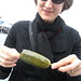 Jessica and the pickle