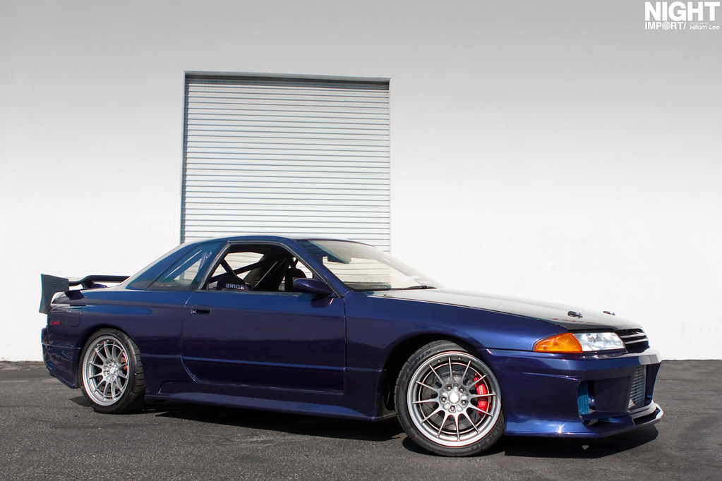 Robert's Do-Luck R32 Skyline