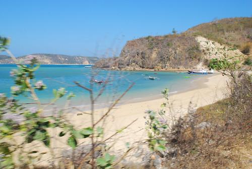 Gerupuk beach