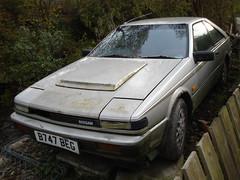 1984 Nissan Silvia DOHC (GoldScotland71) Tags: nissan silvia 1984 1980s dohc b747beg