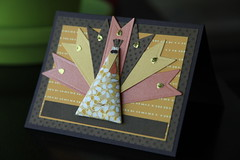 Japanese Paper Quilting- October 2011 (Craft Fancy) Tags: class card arlingtonheights paperquilting cardclass craftfancy japanesepaperquilting chicagolandscrapbookstore