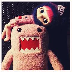 Bubblegum and Domo