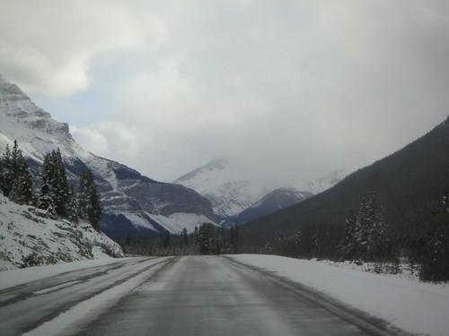 Ice Feild Parkway
