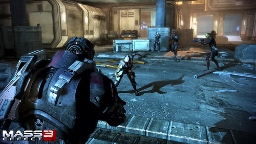 Mass Effect 3 for PS3: Co-op