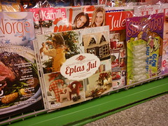 Eplas Jul - Christmas crafting