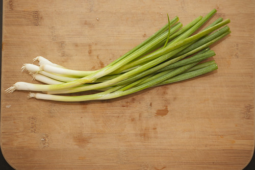 scallions, my favorite!