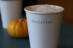 socialist latte
