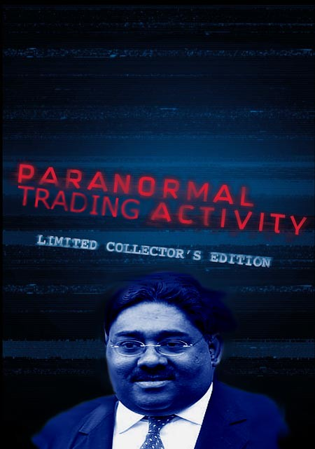 PARANORMAL TRADING ACTIVITY  1