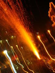 festival of lights (Adrakk) Tags: india festival fireworks cracker diwali firecracker pétard inde feudartifice pataka dipavali