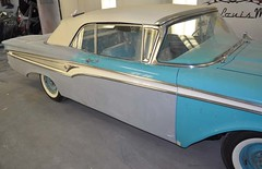 "1959 Edsel Corsair paint restoration • <a style=""font-size:0.8em;"" href=""http://www.flickr.com/photos/85572005@N00/6283756156/"" target=""_blank"">View on Flickr</a>"