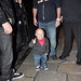 Verne Troyer hosts the Dublin Institute of Technology's student union Halloween party at the Button Factory Temple Bar Dublin, Ireland
