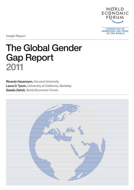 Thumbnail for The Global Gender Gap Report 2011