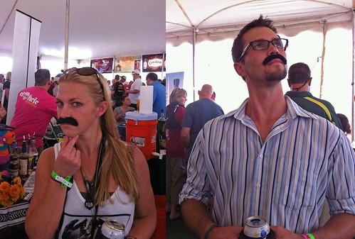 mustache anyone