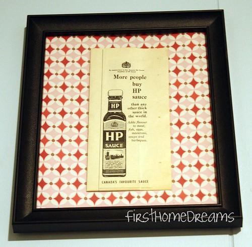 HP BBQ Sauce 1964