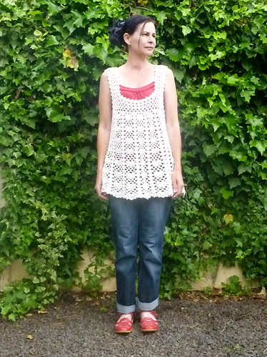 Crocheted Top...