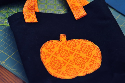 New Trick or Treat bags