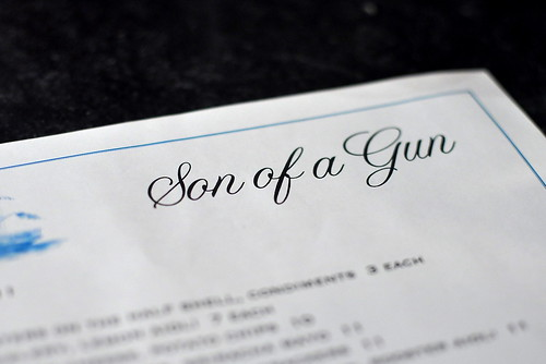 Son of a Gun - Los Angeles
