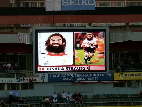 The fearless beard!