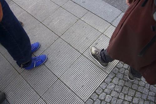 Friedrichstraße Crosswalk