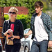 ashley benson and Matt lanter candid