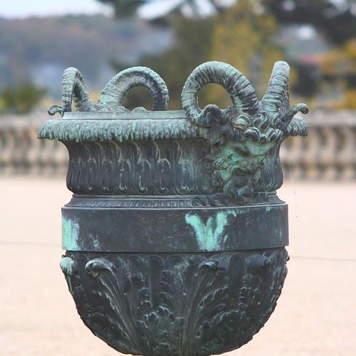 Versailles, garden
