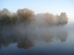 Magic of the Mist (bryangarnett1 (trying to catch-up)) Tags: autumn dawns 2011