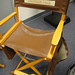 The Prop Store of London - LA - Harrison Ford's chair from Blade Runner