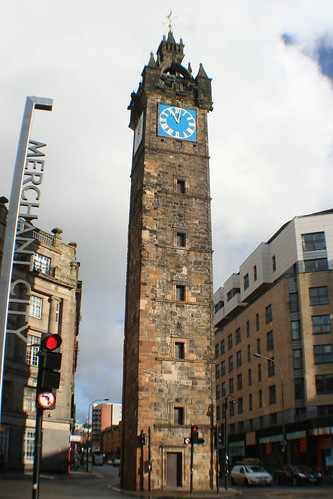 Glasgow Cross, Trongate