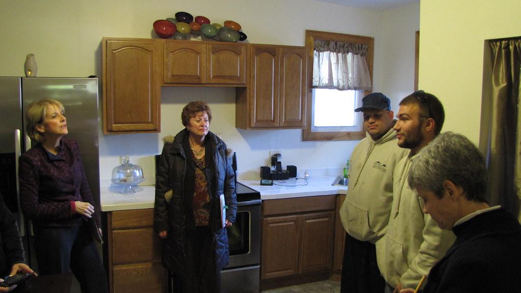 1031 Dwight Street AHI Visit