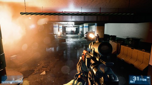 Battlefield 3 review screenshots