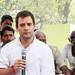 Rahul Gandhi in village chaupal, Sant Ravidas Nagar (3)
