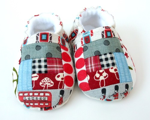 London Town Baby Booties