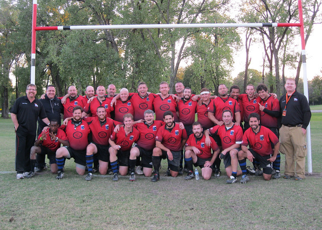 Hellfest 2011 Champs!