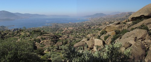 Lake Bafa Panorama