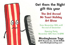 Monkeyhouse Show