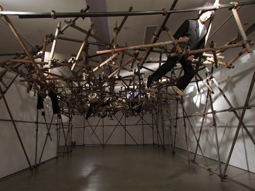 Zhang Dali: Brownian Movement