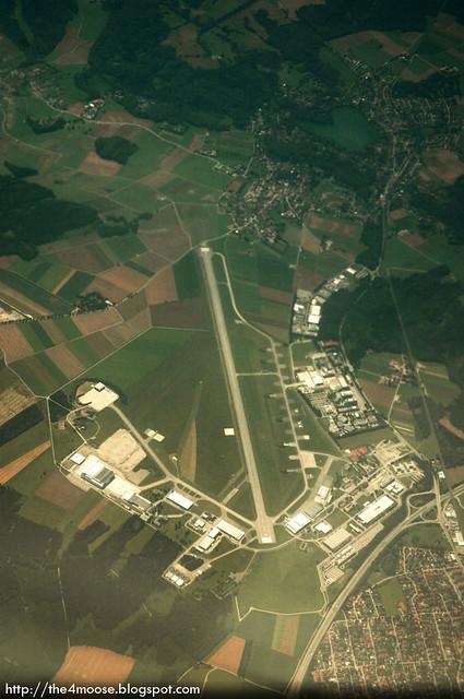Oberpfaffenhofen Airport (OBF), Germany