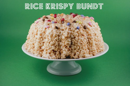 Rice Krispies Bundt - I Like Big Bundts 2011