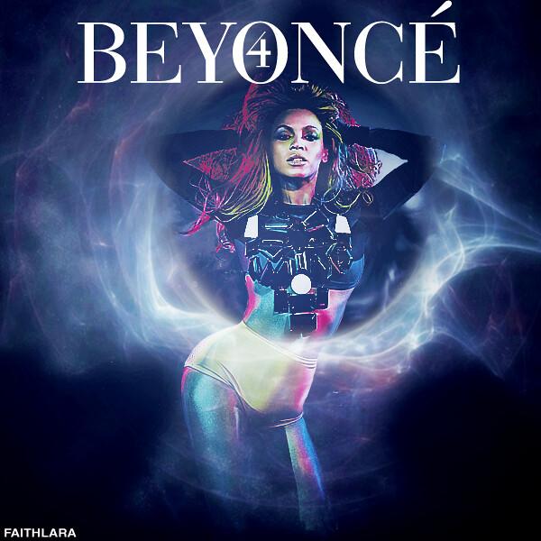 Beyonce Album Artwork