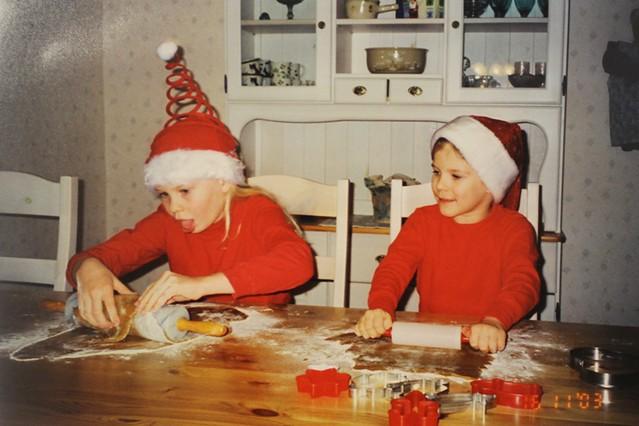 joululeivontaa