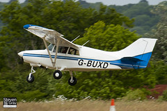 G-BUXD - 17001C - Private - Maule MXT-7-160 Super Rocket - Panshanger - 110522 - Steven Gray - IMG_6627