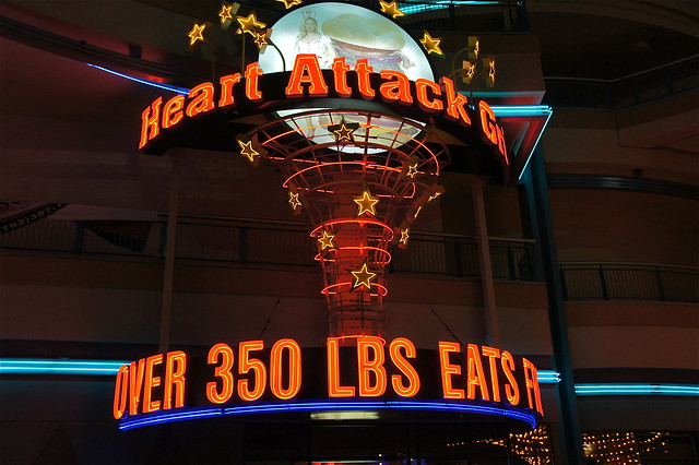 Heart Attack Grill in Vegas