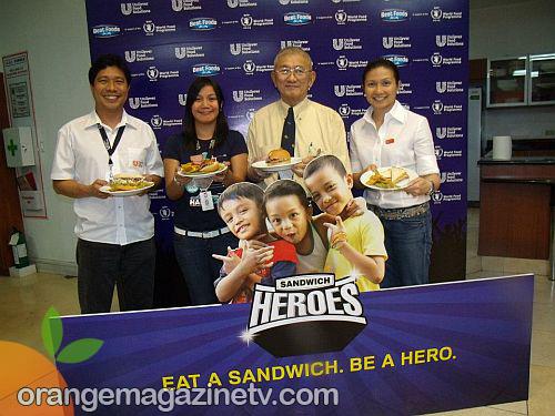 Sandwich Heroes 1