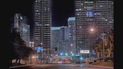 boulevard (pbo31) Tags: city longexposure november urban motion film night timelapse video nikon downtown boulevard traffic lasvegas nevada over thestrip dslr aria lasvegasboulevard traffictrails dlsr lightstream 2011 d700 vdara cosmopolitanhotelandcasino