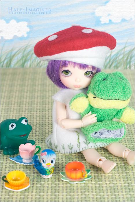 Princess Toadstool (2 of 2)