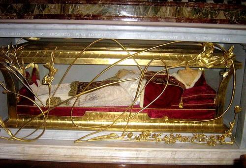Tumba de Juan XXIII